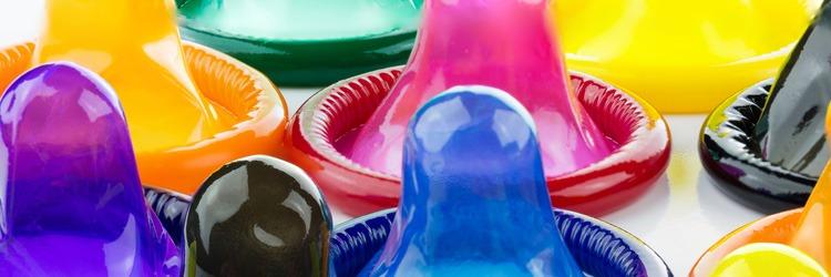 condoom seksspeeltje