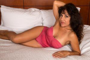 Rijpere vrouwen lingerie