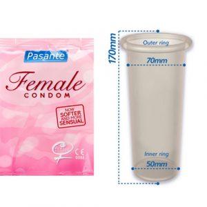 vrouwencondoom