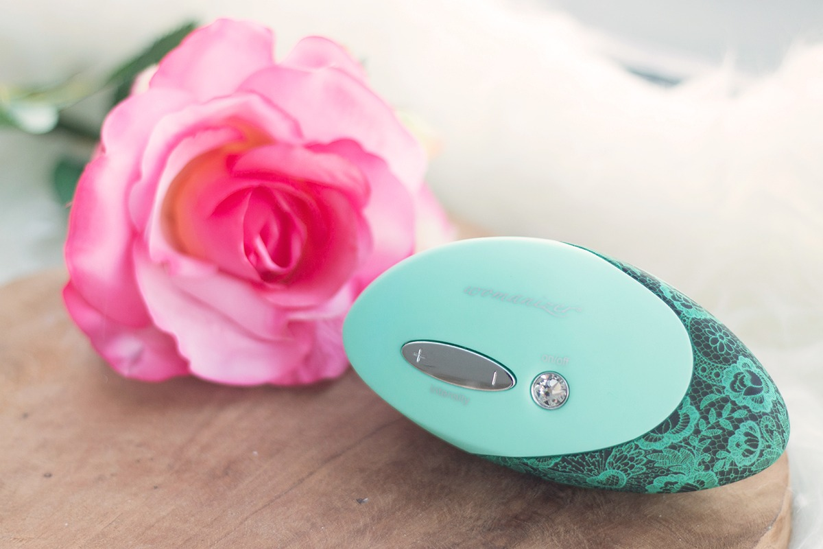 Womanizer Pro Lace Mint