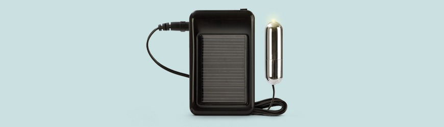 solar powered vibrator
