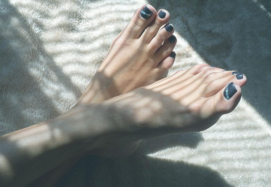 erogene zones voeten